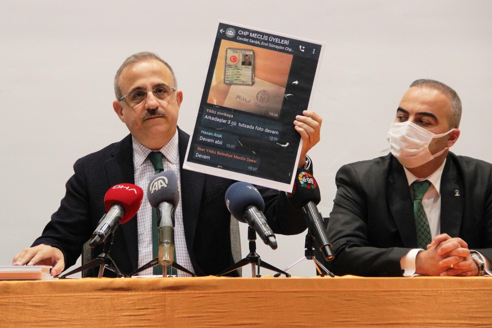 AK Parti, Torbalı seçimi için dava açtı