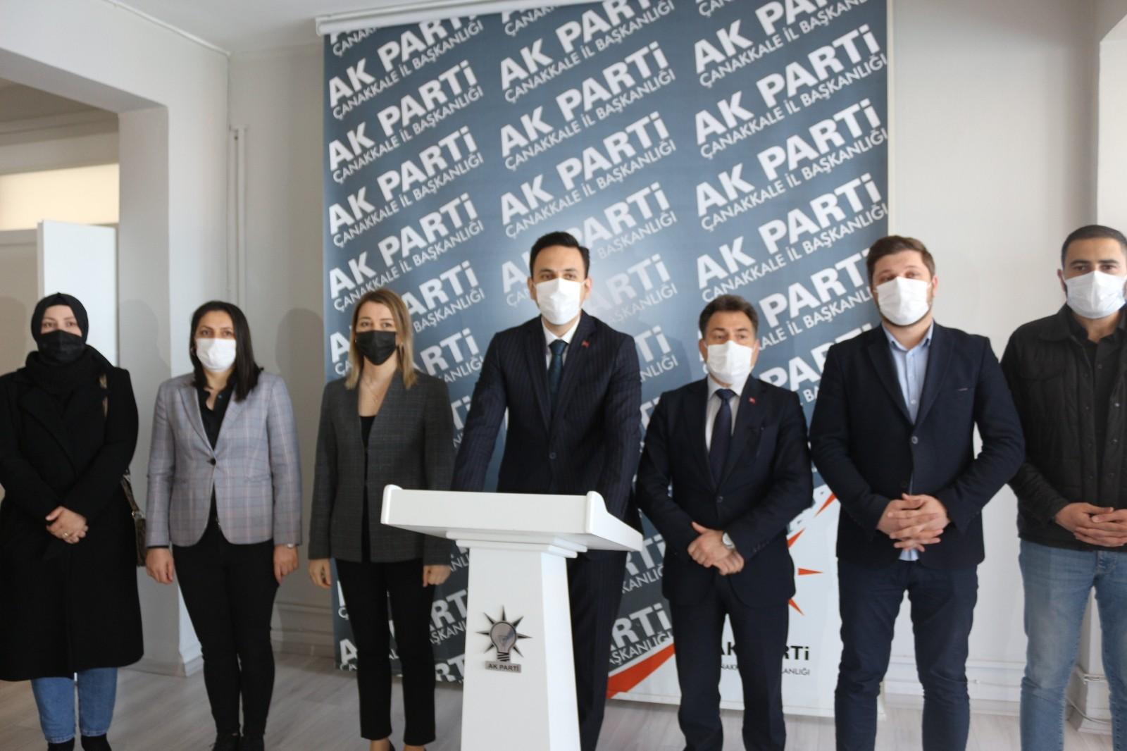 "AK Parti'li Makas: ""CHP'yi Muharrem İnce'ye ve Nejat Önder'e sorun"""