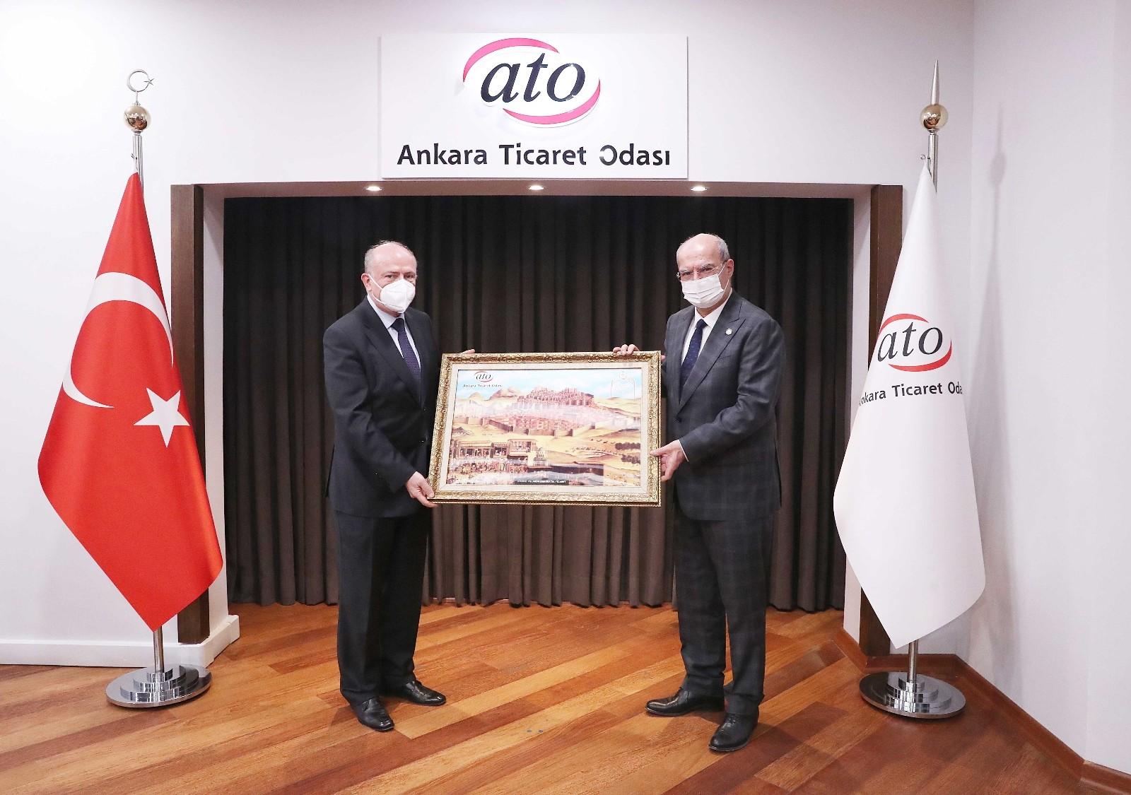 Arnavutluk Büyükelçi Robo'dan Türk iş adamlarına stratejik alanlarda işbirliği çağrısı