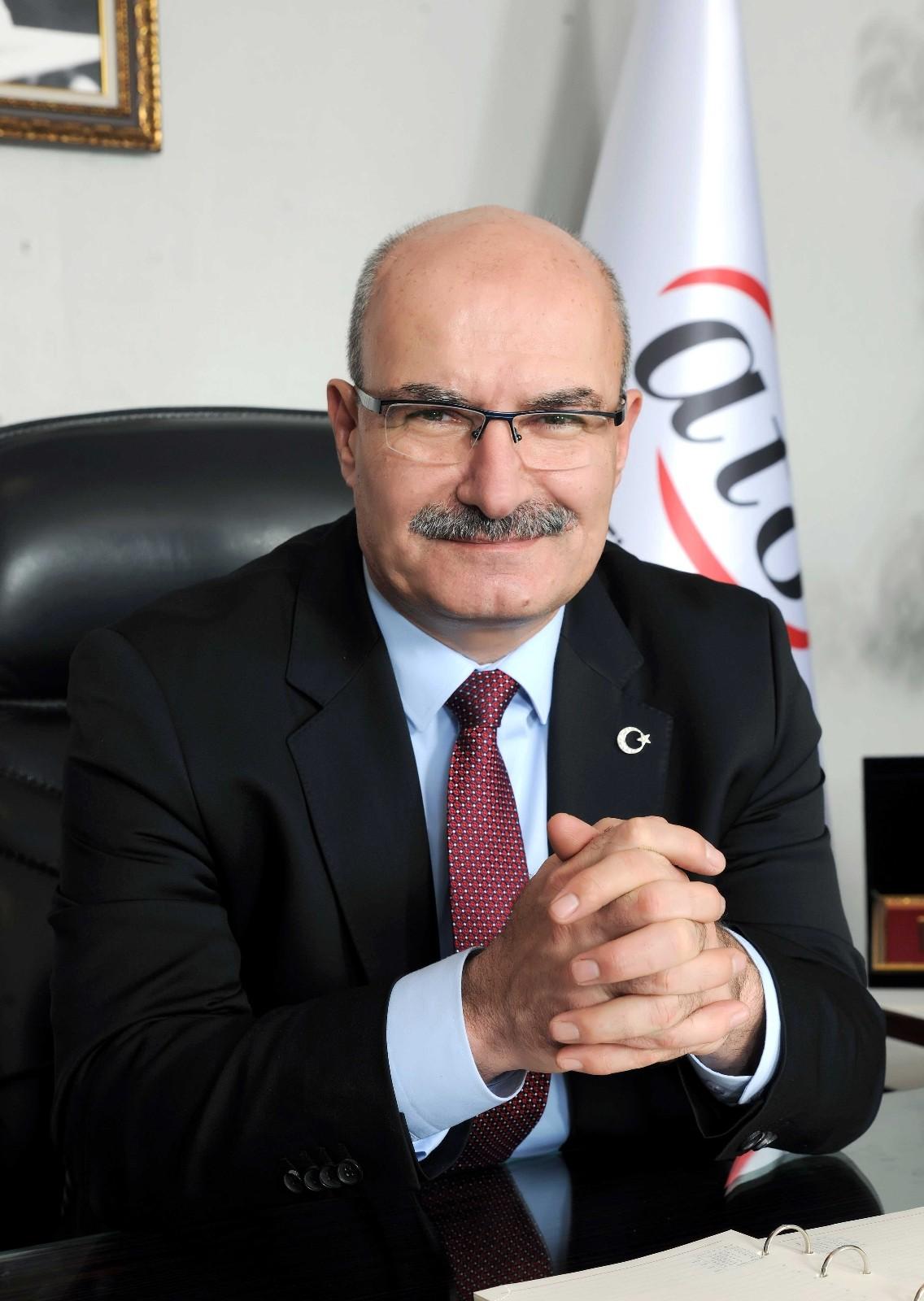"""ATO Başkanı Baran'dan """"Aşınızı yaptırın"""" çağrısı"""