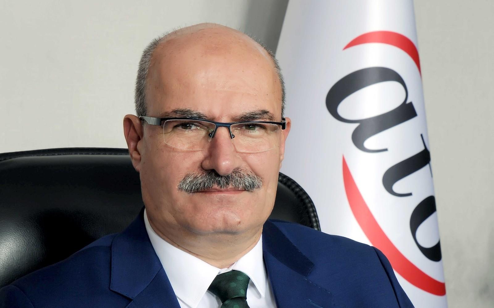 """ATO Başkanı Baran'dan """"kapanma desteği"""" talebi"""
