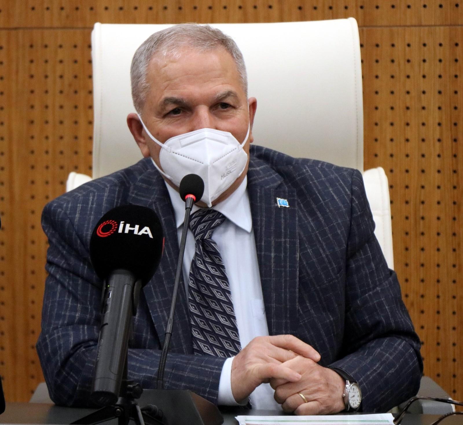 Başkan Demirtaş'tan '2 yıl' değerlendirmesi