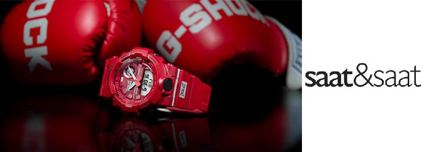 Dünyaca Ünlü Saat Markası; Casio