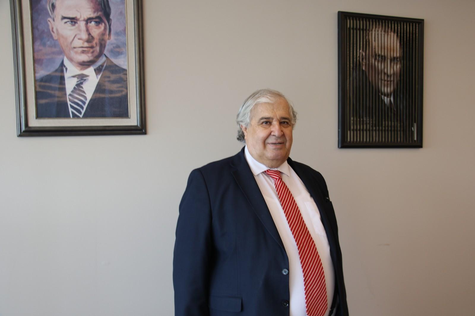 """Eski Devlet Bakanı Masum Türker: """"Kendi öz rezervlerimiz Türkiye'de olduğu için güçlüyüz"""""""