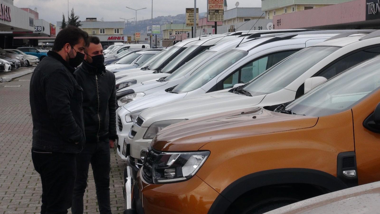 İkinci el araçlardaki fiyat artışının sebebi için galericilerden şok iddia: