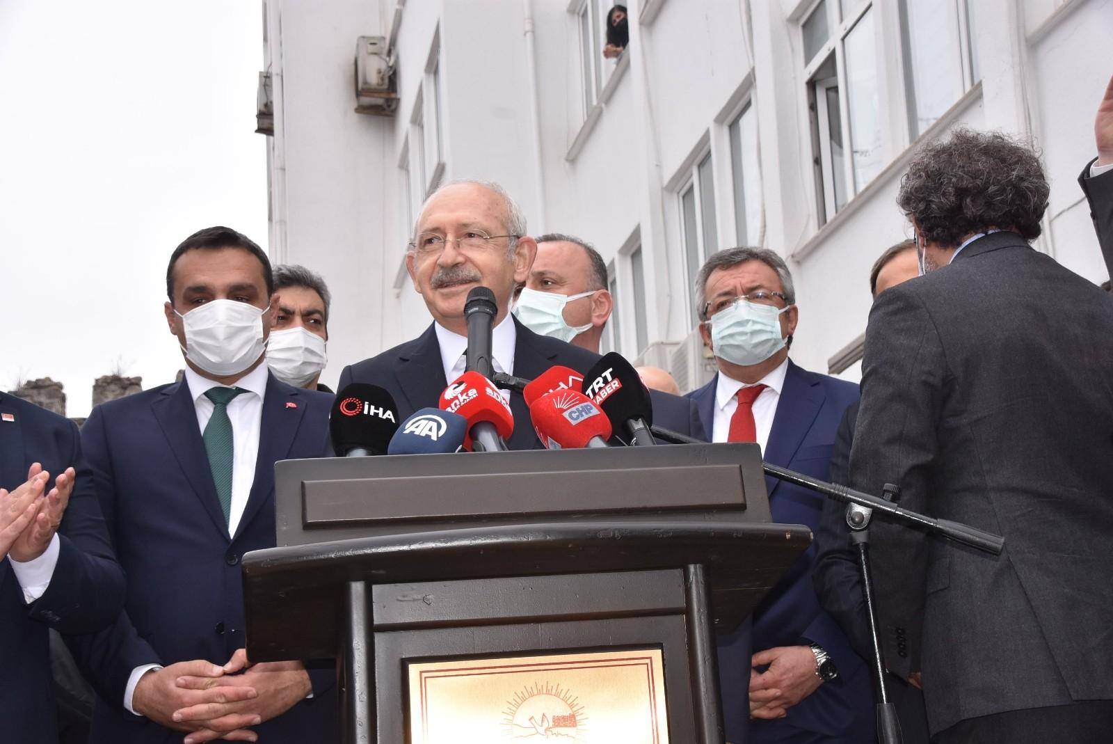 """Kemal Kılıçdaroğlu: """"Bir an önce seçimin olması lazım"""""""