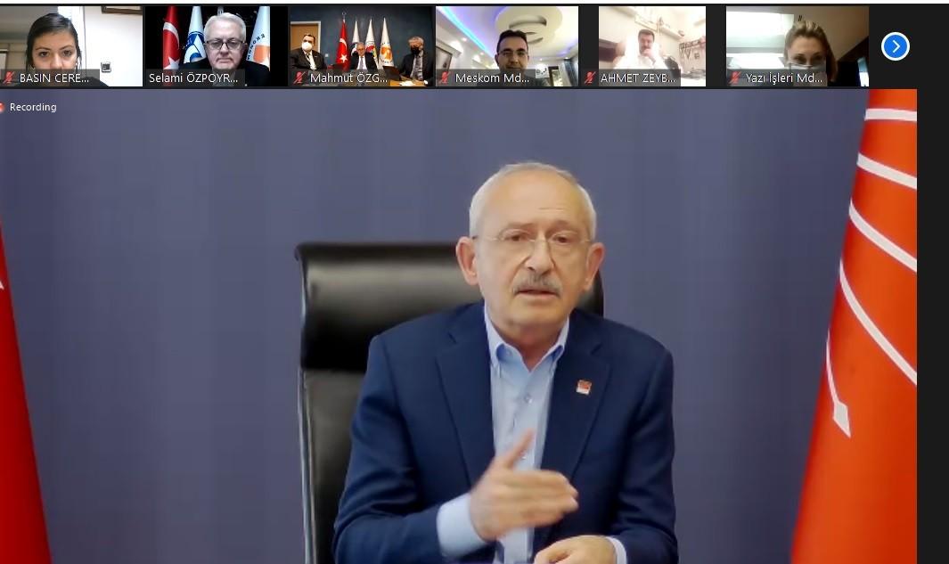 Kılıçdaroğlu'ndan Çeşme projesine destek