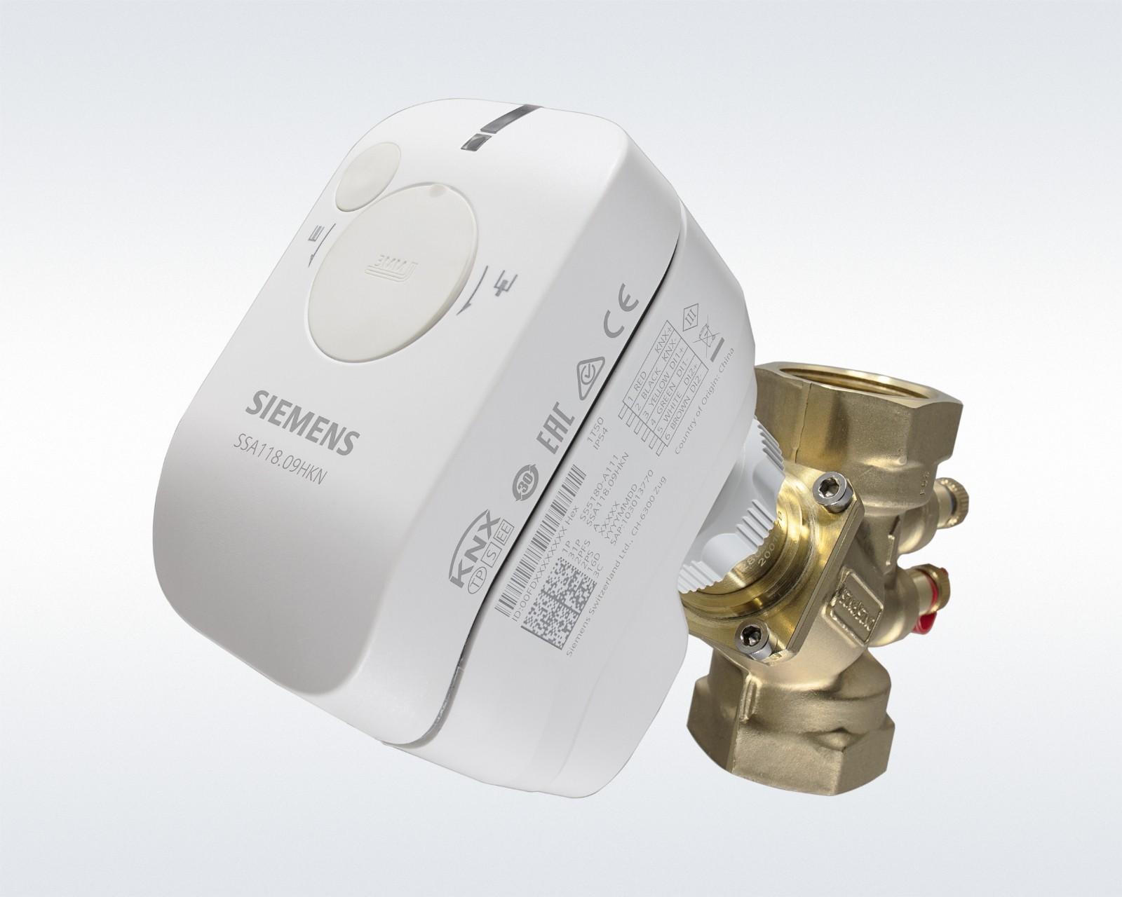 Siemens aktüatör serisi birçok görevi aynı anda yapabiliyor