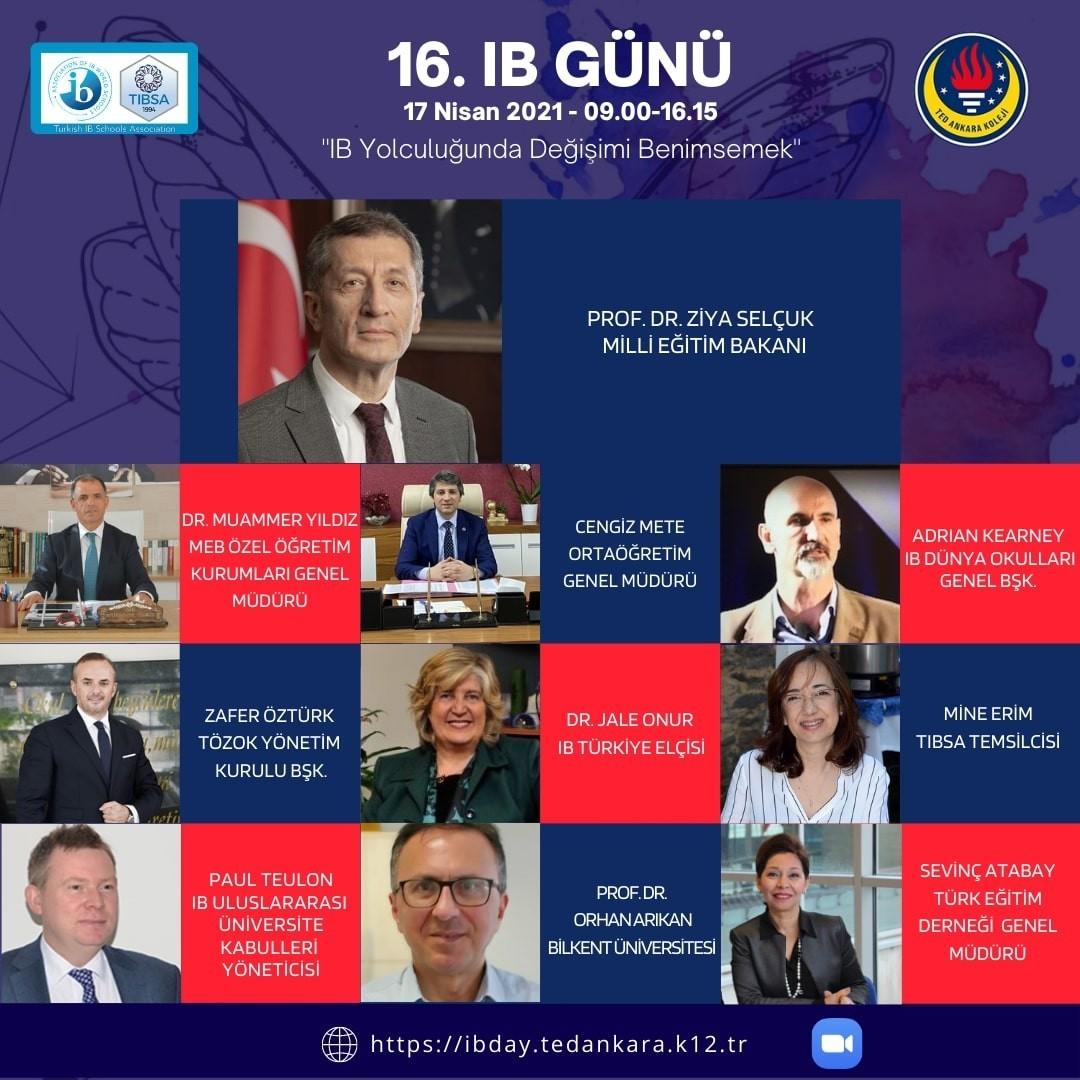 TED Ankara Koleji, 16. IB Günü'nü rekor katılımla düzenliyor