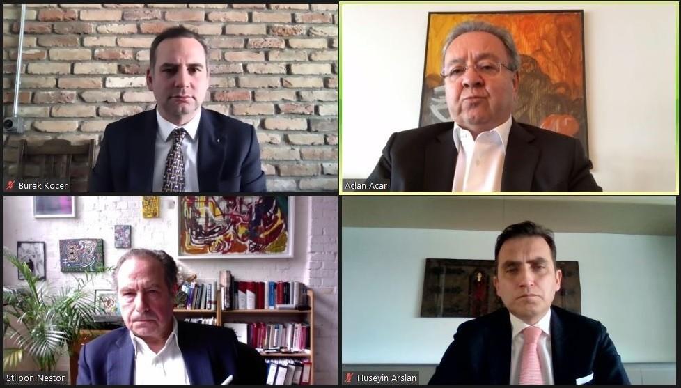 Türk bankaları dünyadaki en iyi uygulama standartlarını karşılıyor