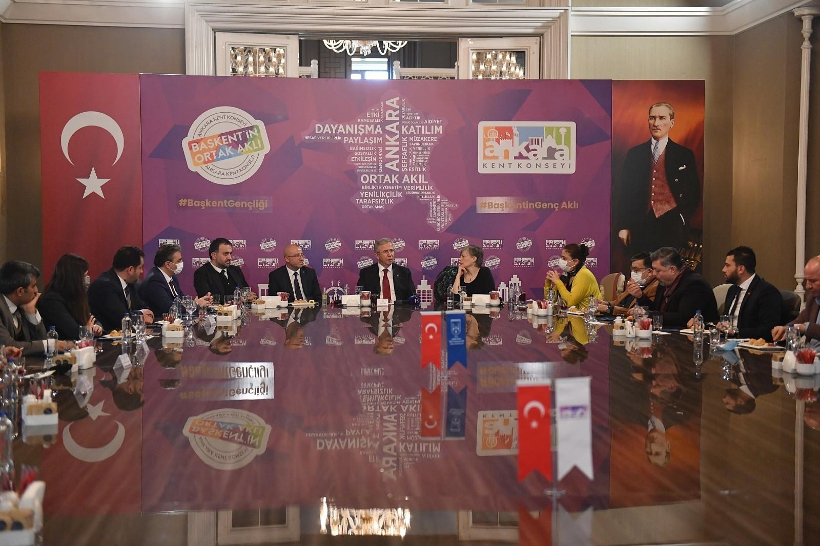 Türk Kent Konseyleri Birliği'nden 'Ankara Buluşması'