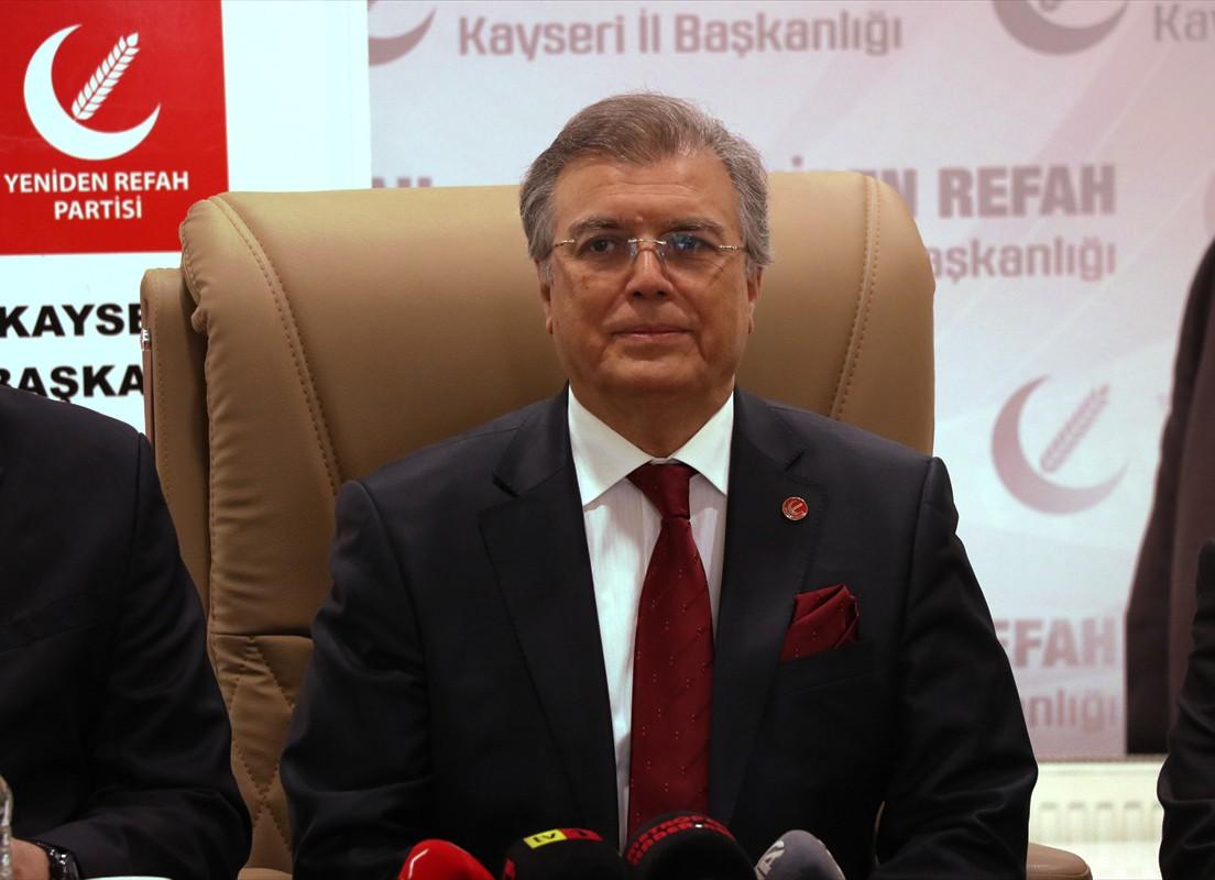 """Yeniden Refah Partisi Genel Başkan Yardımcısı Aydal: """"İklim sözleşmeleri emperyalistlere hizmet ediyor"""""""