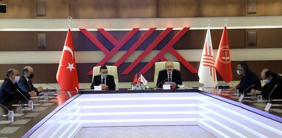 YÖK ve Sayıştay arasında eğitim işbirliği protokolü imzalandı