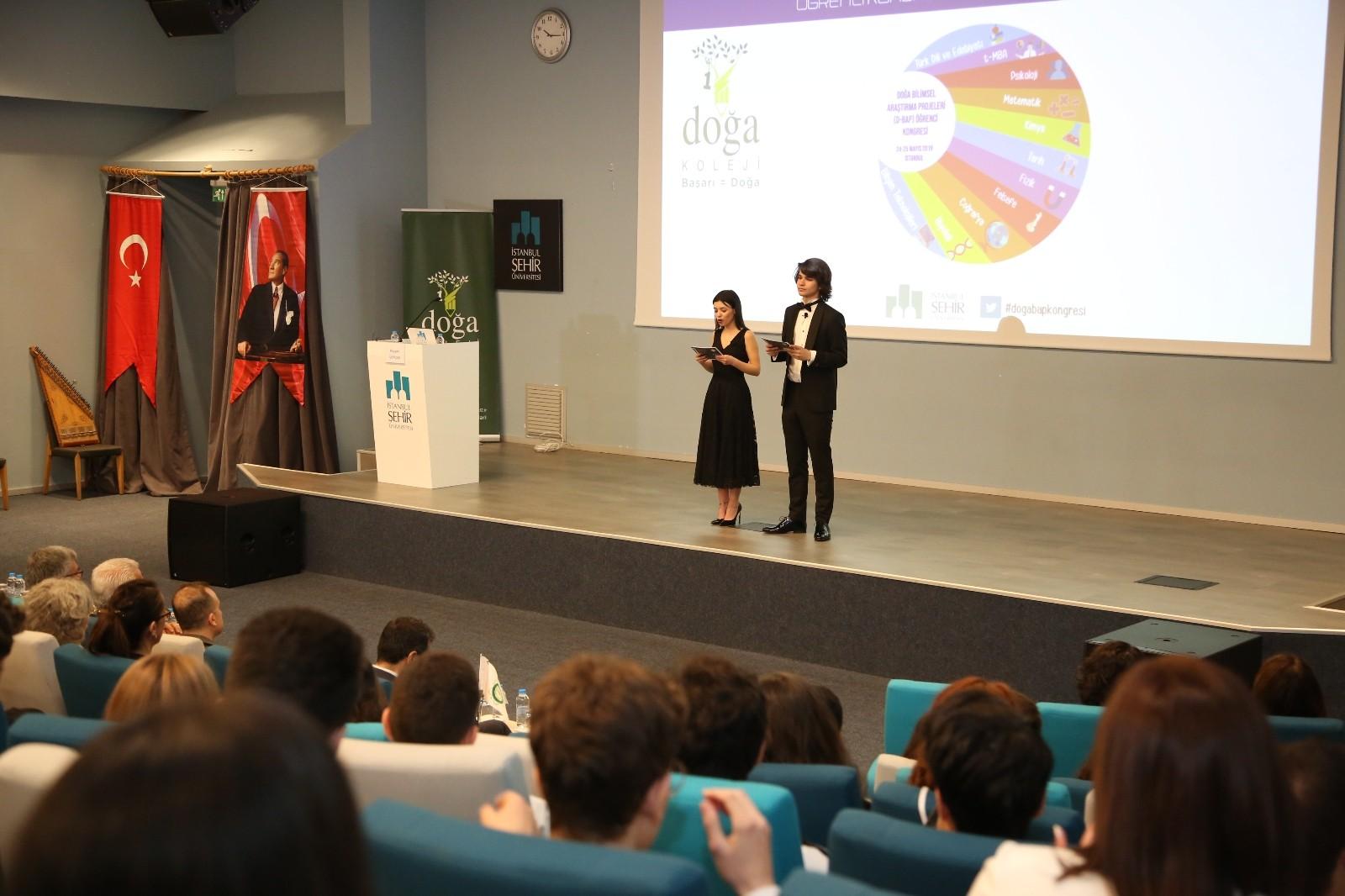 BAP konferansında, lise öğrencileri 170 bilimsel proje sunacaklar