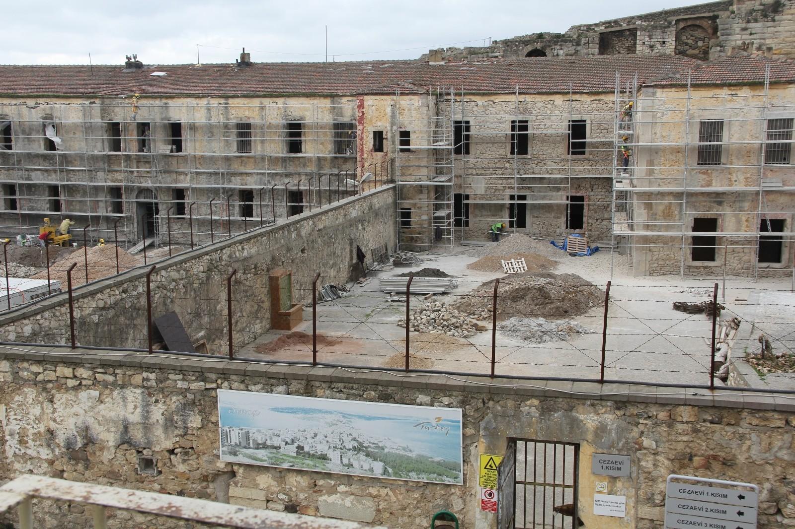 Cezaevi kapalı olan Sinop balonsuz Kapadokya gibi
