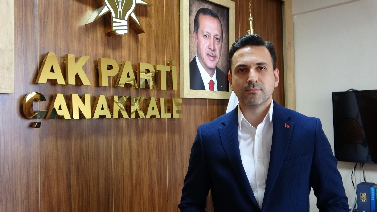 CHP'li Ayvacık Belediye Başkanı Bayram, sosyal medya üzerinden hemşehrisine hakaret etti