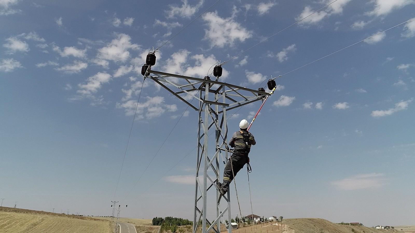 Enerjisa'dan saha ekiplerinin emniyeti için 13,7 milyon liralık yatırım