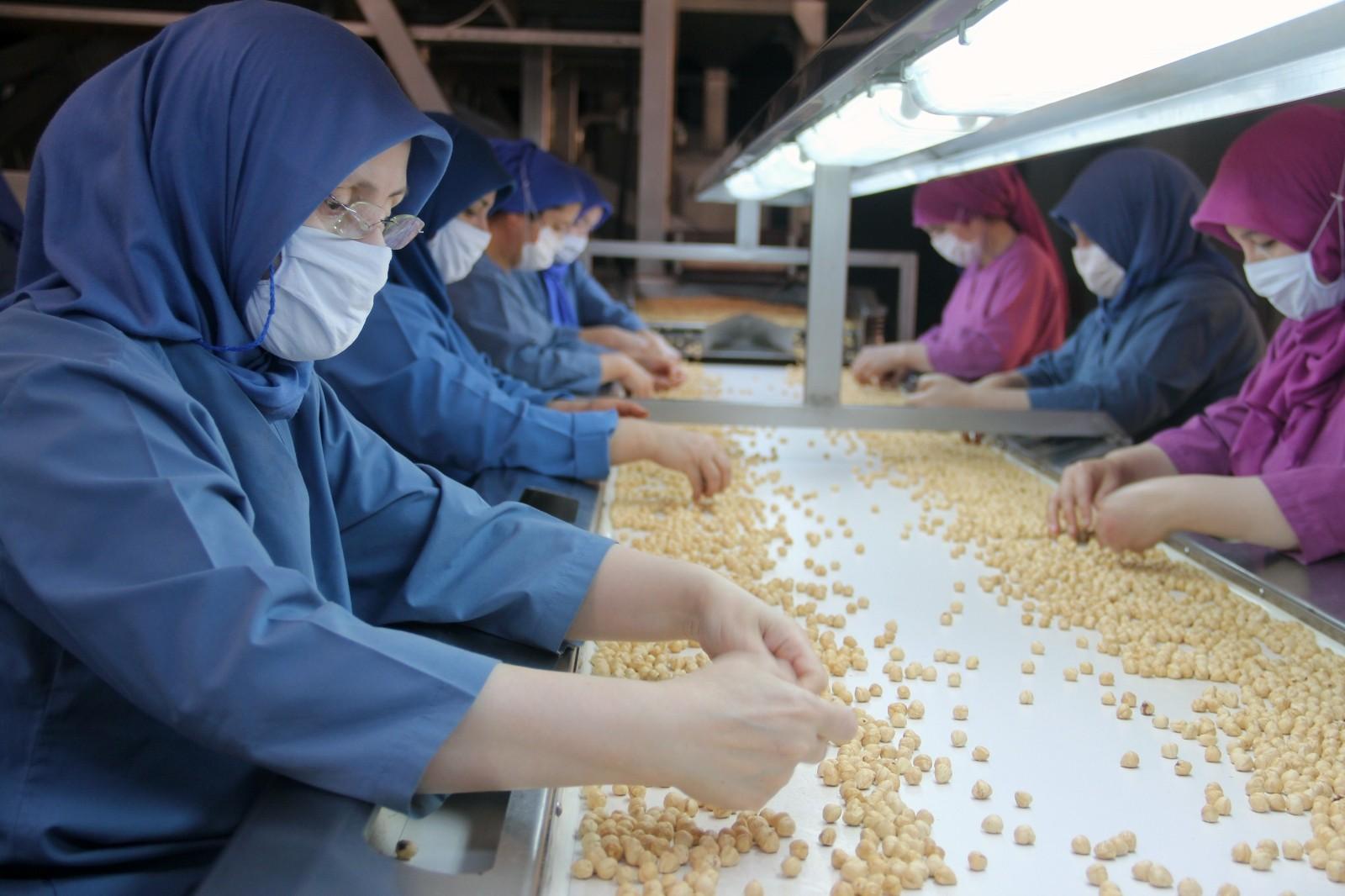 FİSKOBİRLİK, pandemiye rağmen ihracatta hız kesmedi