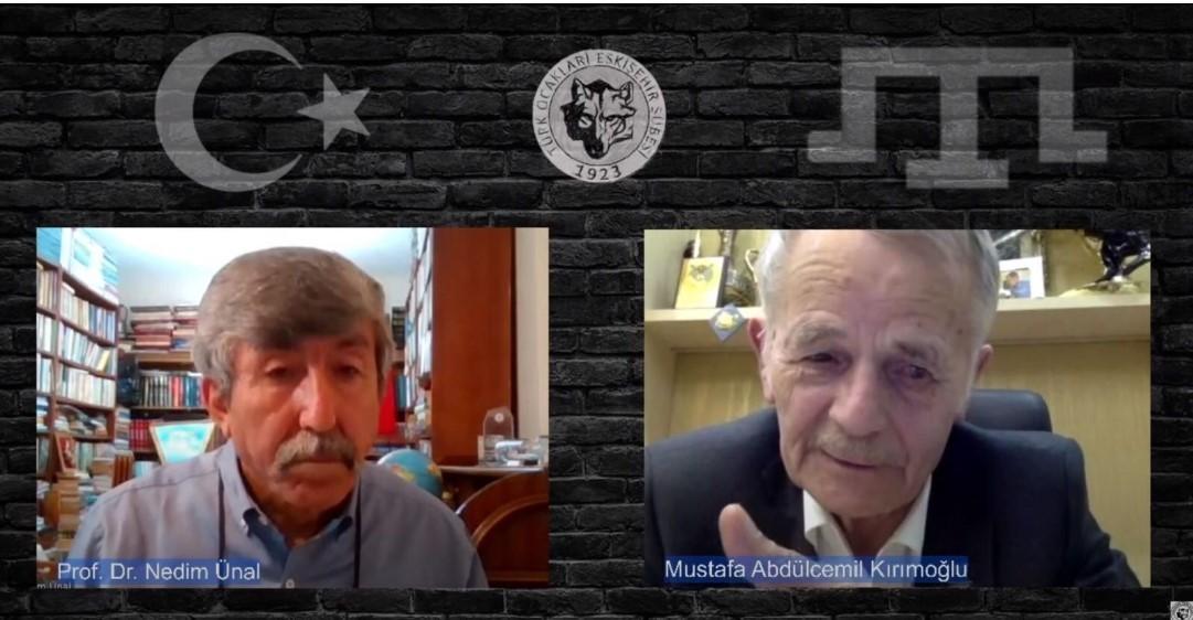 """Kırımoğlu: """"Rusya'nın dağılması bitmedi, Sovyetler gibi dağılmaya devam edecek"""""""