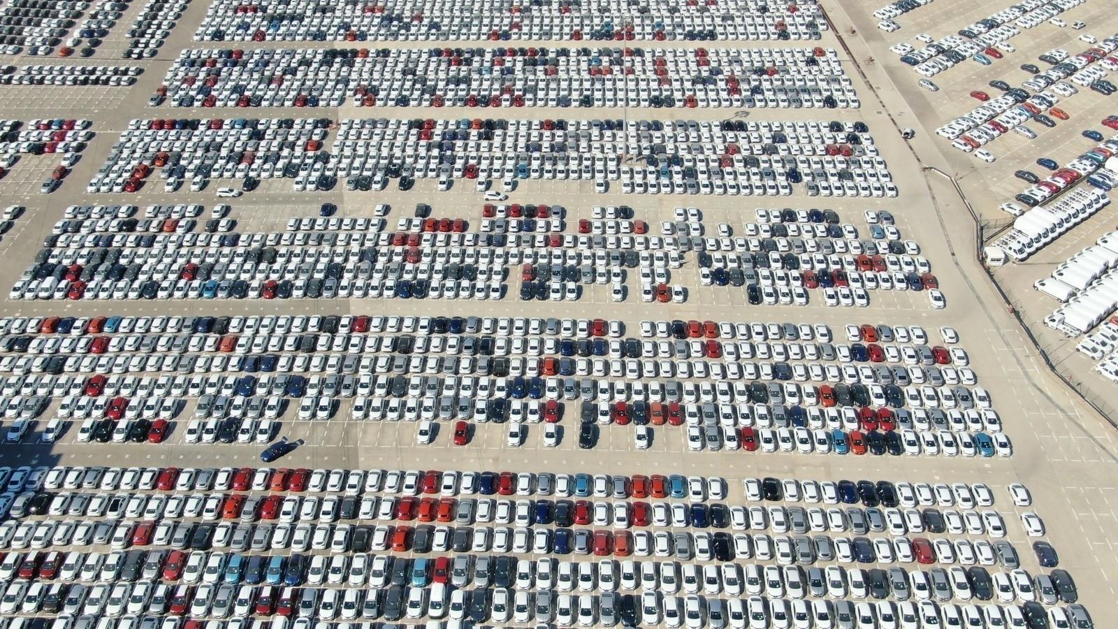 Otomotiv ihracatı nisanda yüz güldürdü
