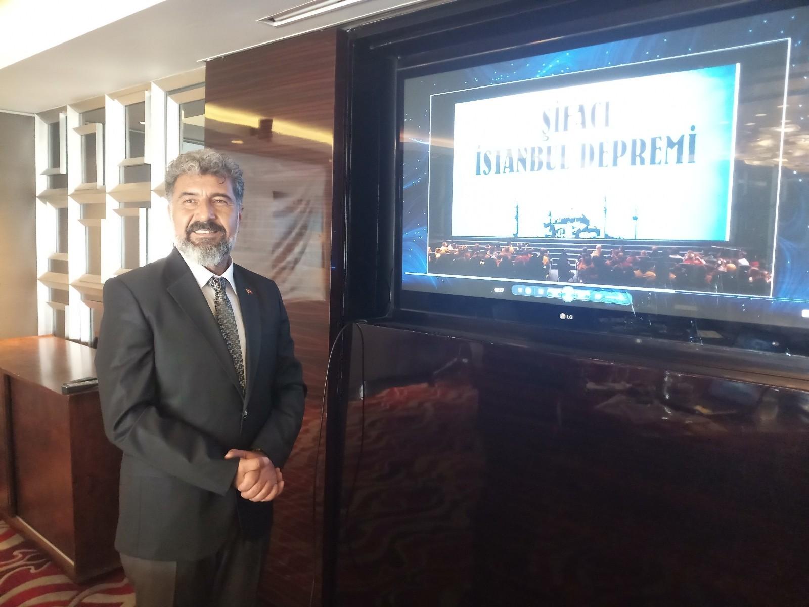 Şifacı İstanbul Depremi filminin tanıtımı yapıldı