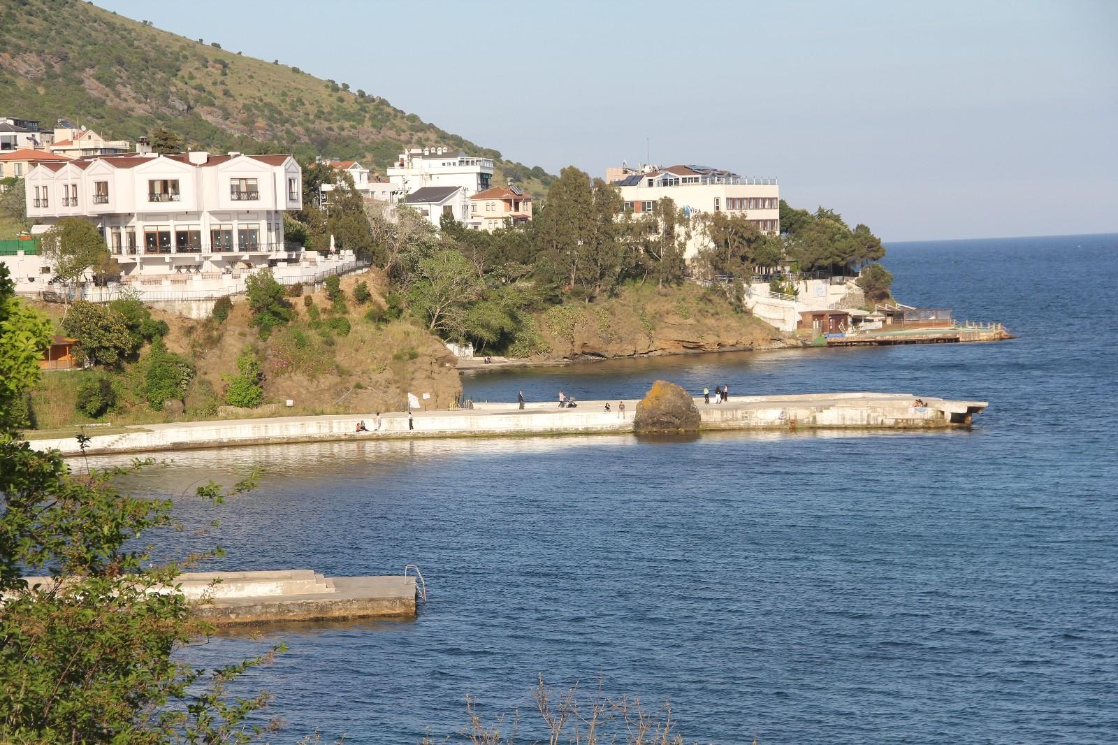 Sinop'ta vakaların düşüşü turizmciyi sevindirdi