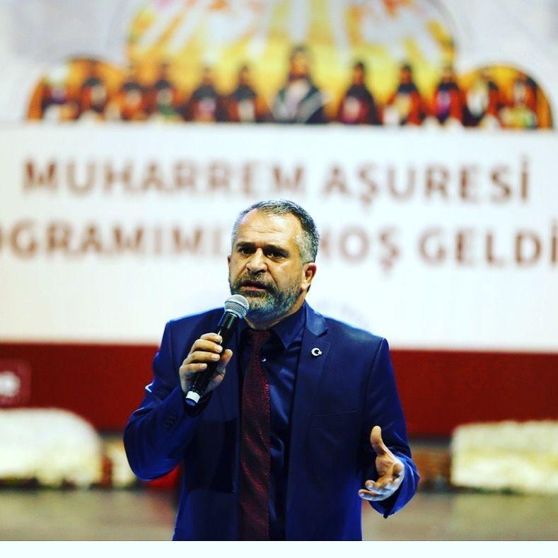 """Türkmen Alevi Bektaşi Vakfı Başkanı Özdemir: """"Cumhurbaşkanı Erdoğan, Filistin'deki kardeşlerimiz için her yapılan zulümde İsrail'in karşısında dimdik durmuştur"""""""