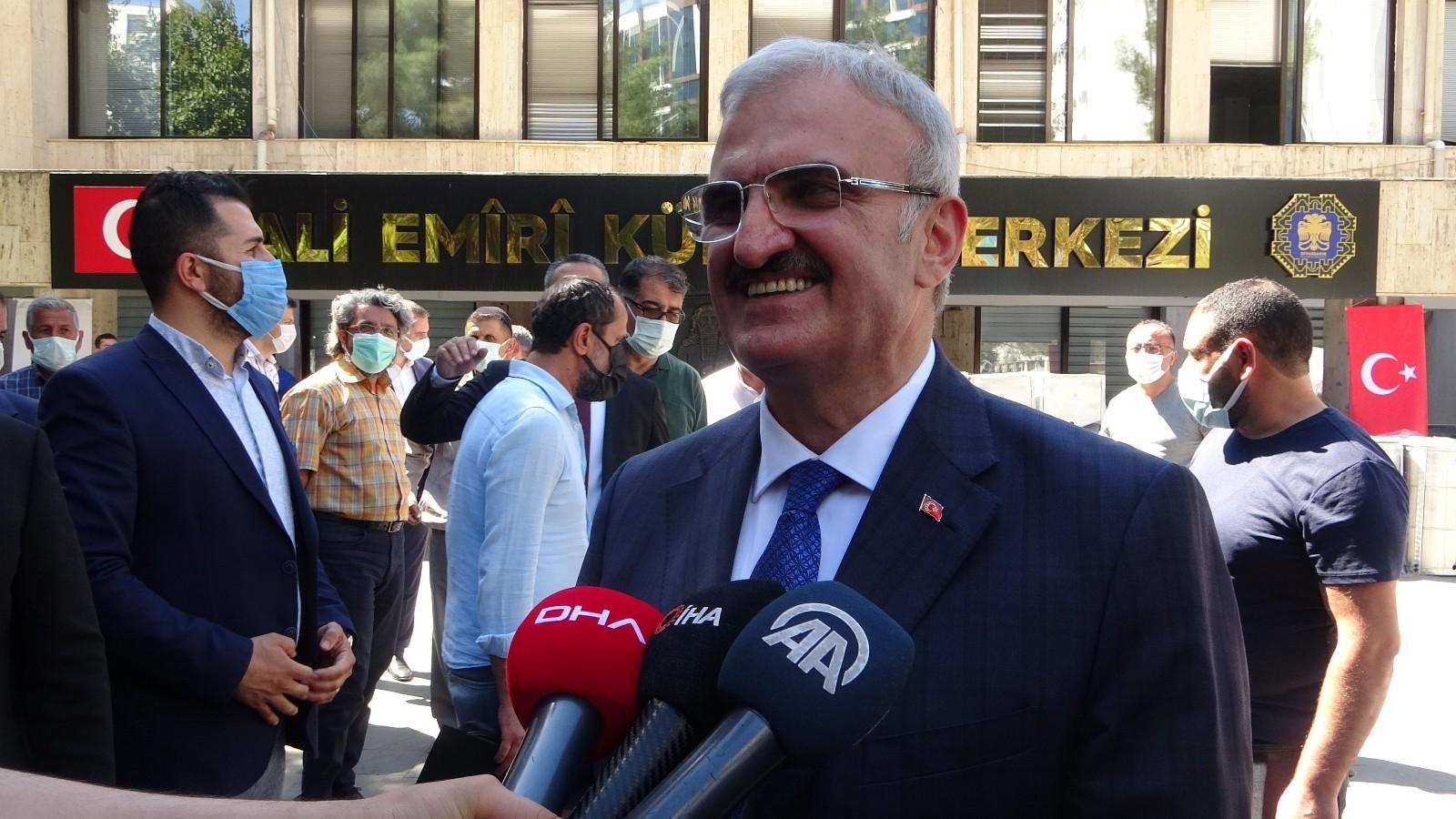 """Vali Karaloğlu, """"Cumhurbaşkanımızın böyle bir talimatı bizi mutlu etti"""""""