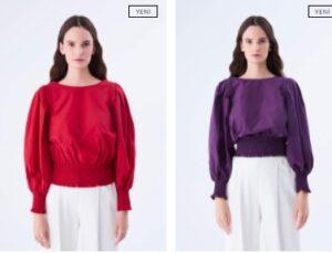Bluz Modelleri ile Güzelliğinizi Yakalayın